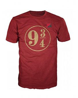 9 3/4 Mens Red T-Shirt