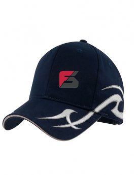6_panel_100_cotton_promotion_strong_style_color_b82220_f1_racing_baseball_caps_strong_embroidered_with_velcro_buckle