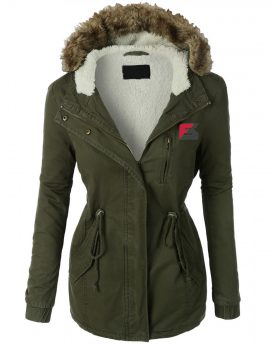 womens-sherpa-lined-anorak-bomber-hoodie-jacket-with-pockets